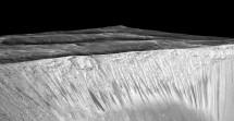 Wasser auf Mars